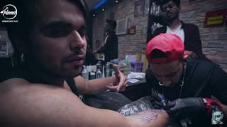 Download NINJA   Tattoo (Making Video)   Kamz Inkzone Baby   Speed Records Video