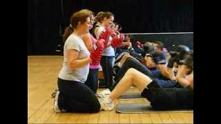 Download Boxercise Class from Body-Fix Health & Fitness Video