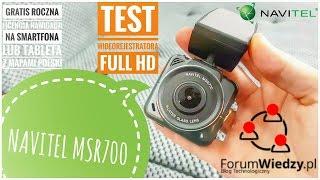 Download NAVITEL MSR700 - TEST - Wideorejestrator Samochodowy Full HD Video