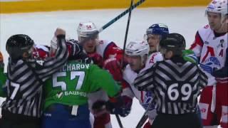 Download KHL Fight: Goncharov VS Cherepanov Video