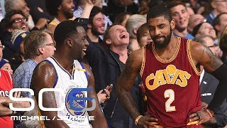 Download Draymond Green not surprised by Kyrie Irving trade to Celtics | SC6 | ESPN Video