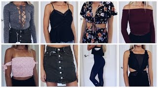 Download HUGE FALL TRY-ON HAUL Video