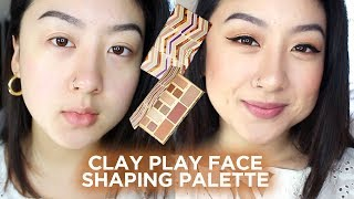 Download GRWM: full face using CLAY PLAY FACE SHAPING PALETTE VOL. 2   tarte talk Video