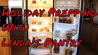 Download ~Holiday Prepping With Linda's Pantry~ Video