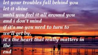 Download Little Wonders - Rob Thomas - Lyrics on Screen - (HQ) Video
