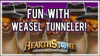 Download Fun with Weasel Tunneler! (Breaking the Game) Video