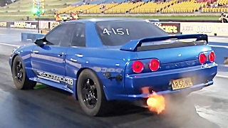 Download BRAND NEW 1,000 Horsepower GTR Goes 8's! Video