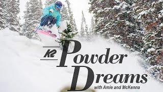 Download Powder Dreams—Amie Engerbretson & McKenna Peterson Video