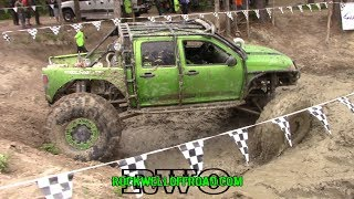 Download SUPERCHARGED MONSTER CHEVY COLORADO DIGGING DEEP!! Video