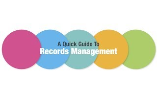 Download A Quick Guide to Records Management Video