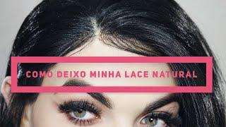 Download COMO DEIXAR A LACEFRONT MUITO NATURAL   Rômolo Cricca Video