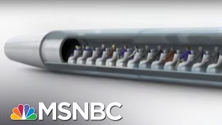 Download 'Hyperloop One' Prepares For Live Test | MSNBC Video