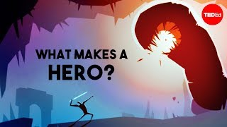 Download What makes a hero? - Matthew Winkler Video