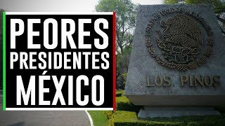 Download Los 10 peores presidentes que ha tenido México Video