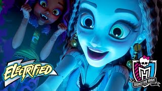 Download Monster High Electrified Movie! A Stunning Exclusive Premiere | Electrified | Monster High Video