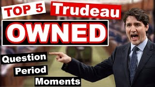 Download TOP 5 OWNED Trudeau Question Period Moments Video