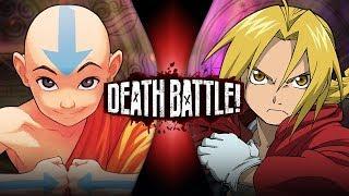 Download Aang VS Edward Elric (Avatar VS Fullmetal Alchemist)   DEATH BATTLE! Video