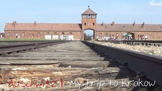 Download Why you should go to Auschwitz | My trip to Krakow Video