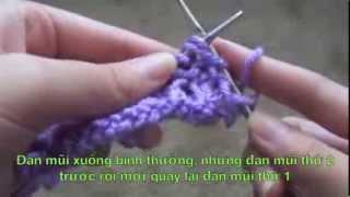 Download Đan Khăn Len Hình Trái Tim Cực Đơn Giản - Thời Trang Làm Đẹp Video