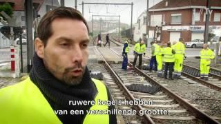 Download Nieuwe struikelmatten tegen onwettig spoorlopen Video
