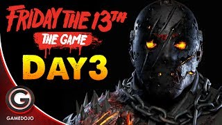 Download 🔴 Friday the 13th: The Game - EPIC SETTINGS GAMEPLAY on PC Video