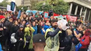 Download Live from the Los Angeles Anti-Trump Inauguration March Video