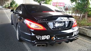 Download Mercedes CLS63 AMG V8 Bi-Turbo with iPE Innotech Exhaust Sound Video