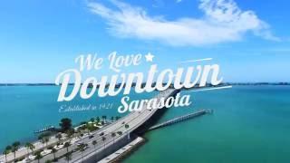 Download Visit Downtown Sarasota, Florida | We Love Downtown Sarasota! Video