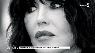 Download Lettre à Salman Rushdie par Isabelle Adjani Video