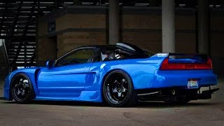 Download Ultimate Honda/Acura NSX Sound Compilation Video