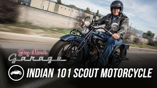Download 1931 Indian 101 Scout Motorcycle - Jay Leno's Garage Video