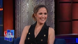 Download Rose Byrne Might Be Lying About Being Australian Video