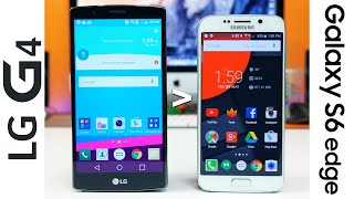 Download 12 reasons why LG G4 is better than Samsung Galaxy S6 edge Video