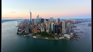 Download New York City 4K Drone / Aerial Video Featuring Queens, Brooklyn & Manhattan DJI Phantom 4 Video