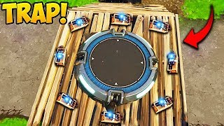 Download EPIC LAUNCH PAD C4 TRAP! - Fortnite Funny Fails and WTF Moments! #144 (Daily Moments) Video