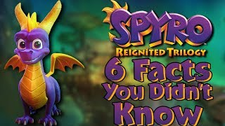 Download Spyro Reignited - 6 Facts You Didn't Know FEAT. RaPWNzel Video