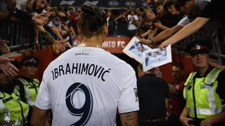 Download Zlatan Ibrahimovic speaks after scoring 500th career goal against Toronto FC Video