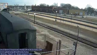 Download Galesburg Railroad Museum North Camera 1 Live Stream Video