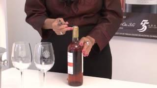 Download La manera correcta de servir el vino. Video