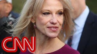 Download Conway breaks from Trump on media rhetoric Video