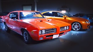 Download 1969 Pontiac GTO Judge vs. 2006 Custom Pontiac GTO - Generation Gap: GTOs Video