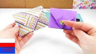 Download Zrób to sam: Kolorowe koperty z papieru – łatwe! Video