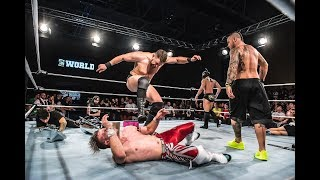 Download Shocking Scenes At End Of Pro Wrestling World Cup (WCPW Loaded: August 31, 2017 - Part 1) Video