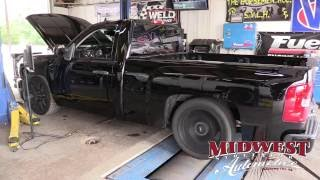 Download Big Chief's Shop Truck Project: Part 1 procharger, stainless works exhaust, dyno Video