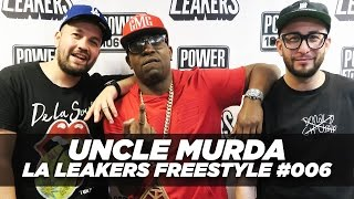 Download Uncle Murda Freestyle With The LA Leakers | #Freestyle006 Video