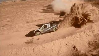 Download Monster Energy: heli chasing BJ. Baldwin trophy truck 720p Video