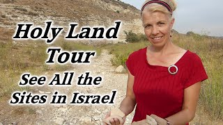 Download Holy Land Tour of all the Major Bible Sites of Israel with Lovely Music and Narration Video