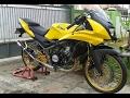 Download Video Modifikasi Motor Kawasaki Ninja RR New Velg Jari-jari Keren Terbaru Video