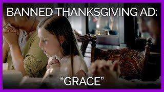 Download 'Grace': PETA's Banned Thanksgiving Ad Video