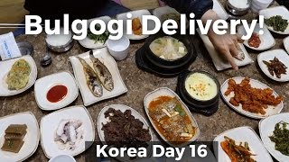 Download Incredible Bulgogi Delivery and Chili Paste Village (Day 16) Video